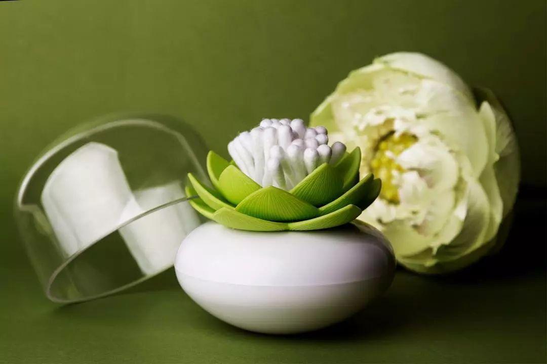 棉签手工制作花