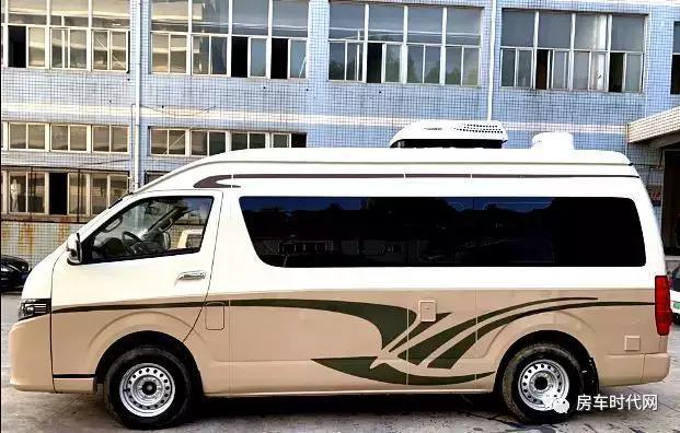 188,000!人性化的乐嘉海狮房车是春游的好选择!