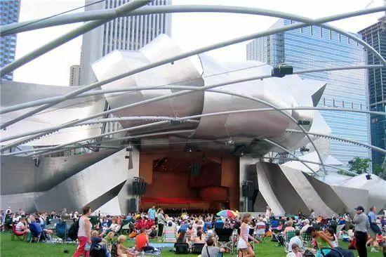 建筑界的毕加索:奇葩设计师 Frank Gehry