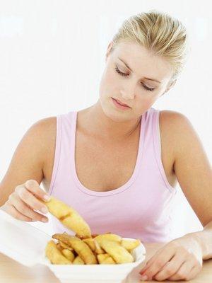 安倩老师:为什么吃油炸食品会增肥?