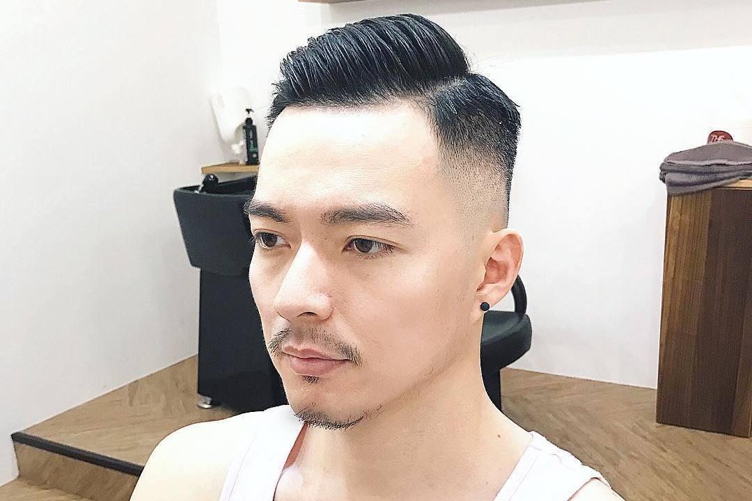 30岁男士发型 35岁男士新短发图片