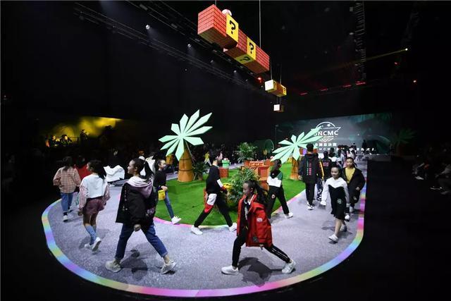 uncmc中国国际少儿模特大赛全国总决赛落幕,敏行星模力的齐天语获季军