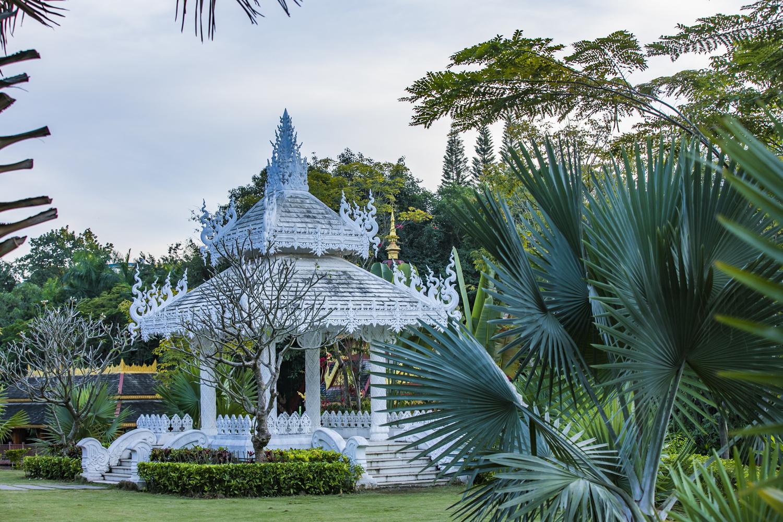 西双版纳最古老的公园,曾是傣王的御花园,里