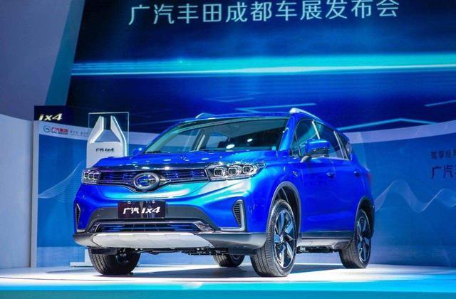 丰田的纯电动紧凑型SUV,续航270公里,超过16万