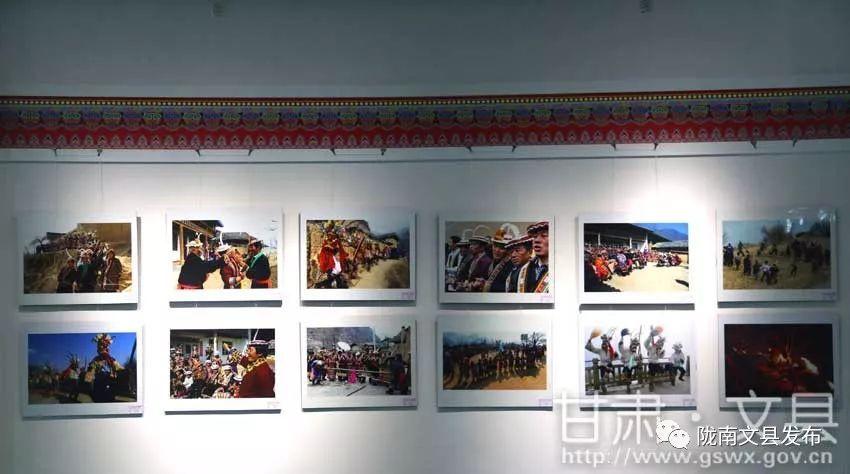 【白马情中国梦】第四届陇南文县白马人民俗文化旅游节摄影展开展