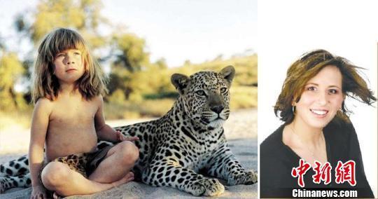 """""""泰山女孩""""蒂皮·德格雷长大成电影人 致力记录野生动物"""