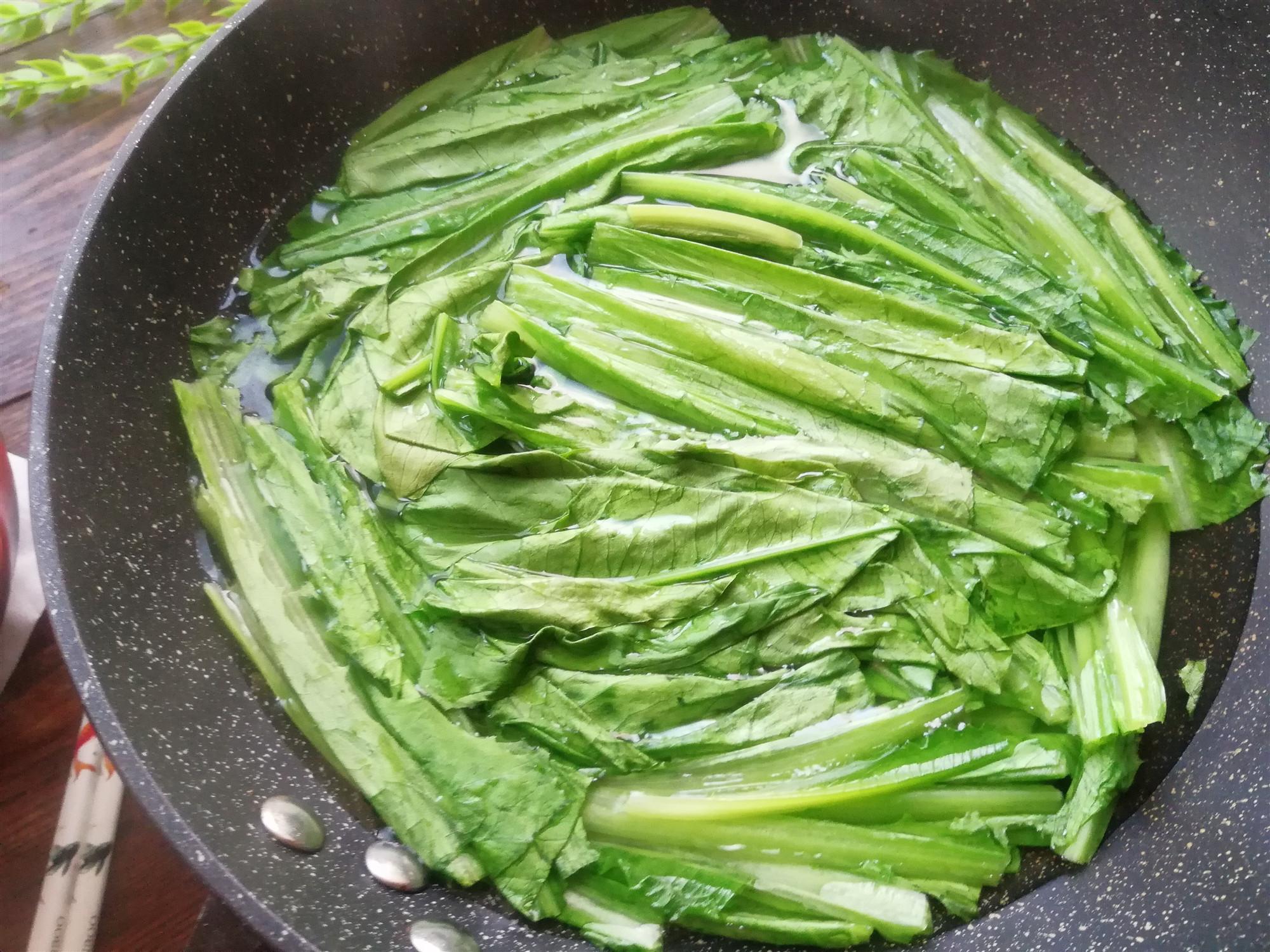 春季容易上火,这个菜特别适合吃,清淡脆嫩,清香润肺(图5)