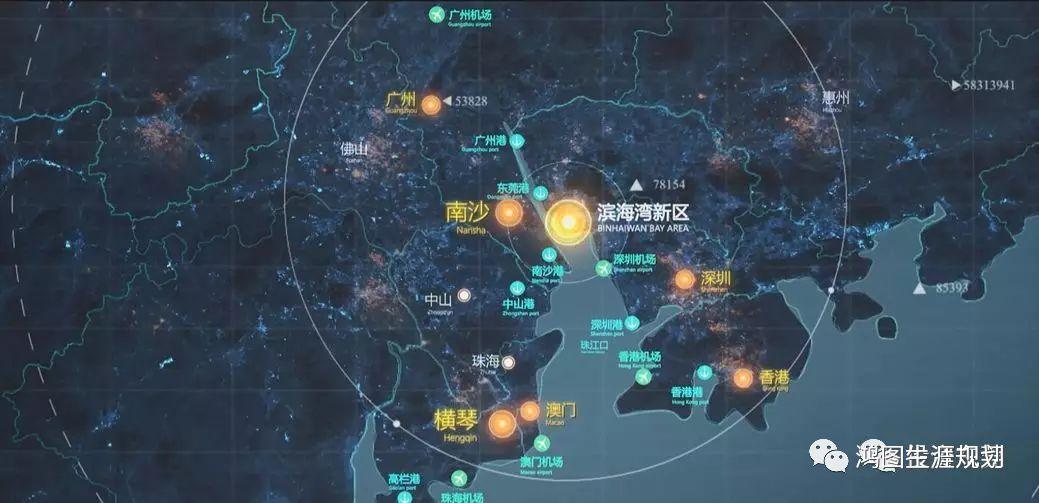 特大机遇:《粤港澳大湾区发展规划纲要》