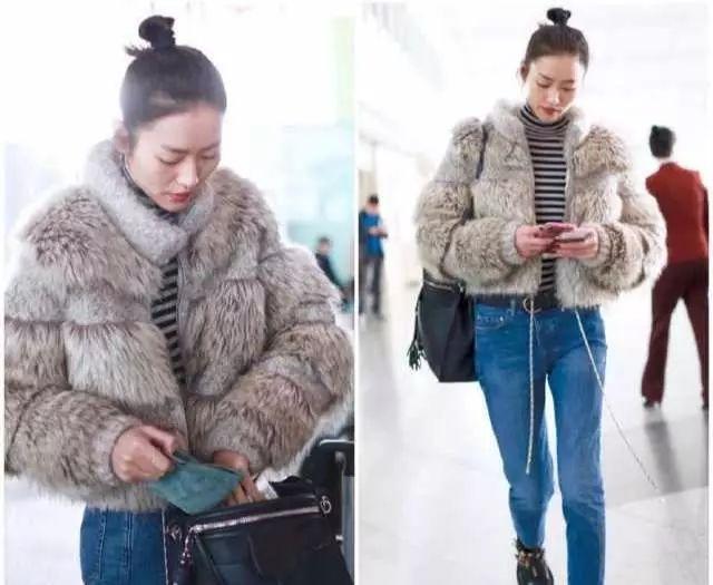 [热文]刘雯超模气场穿衣风格简单实用引领时尚潮流!