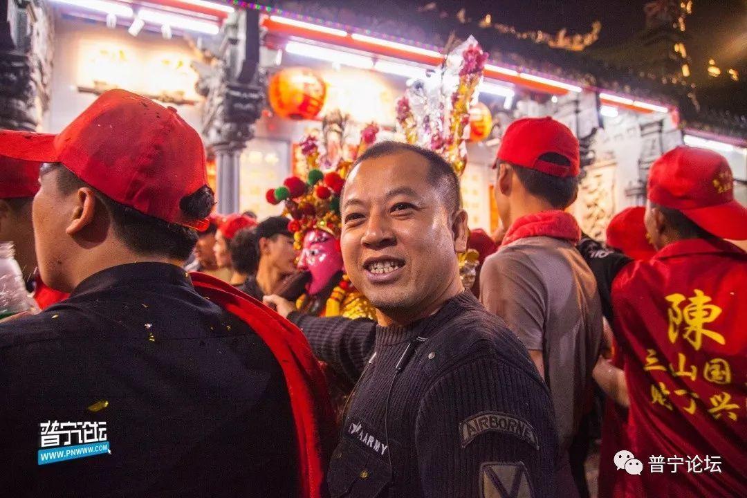 广东人口中的老爷_广东普宁迎老爷
