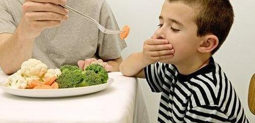 孩子得了厌食症怎么办,小儿厌食的发病原因