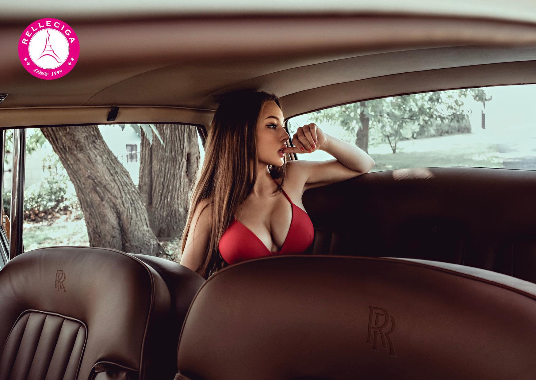 欧洲豪车商Nelly Cars与RELLECIGA俪丝娅共浴时尚奢华盛宴