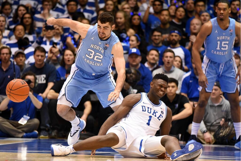 杜克与北卡的NCAA焦点战,人们关心的却不是胜负了!