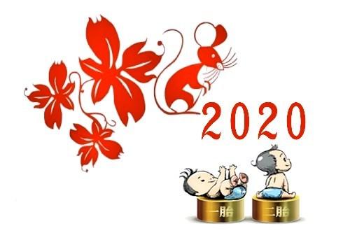 1,2020适合生宝宝属相:生肖牛图片