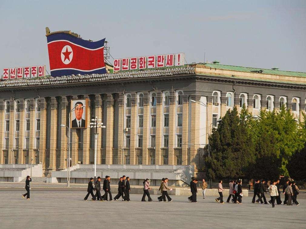 平壤人均gdp_40年前朝鲜的小康生活