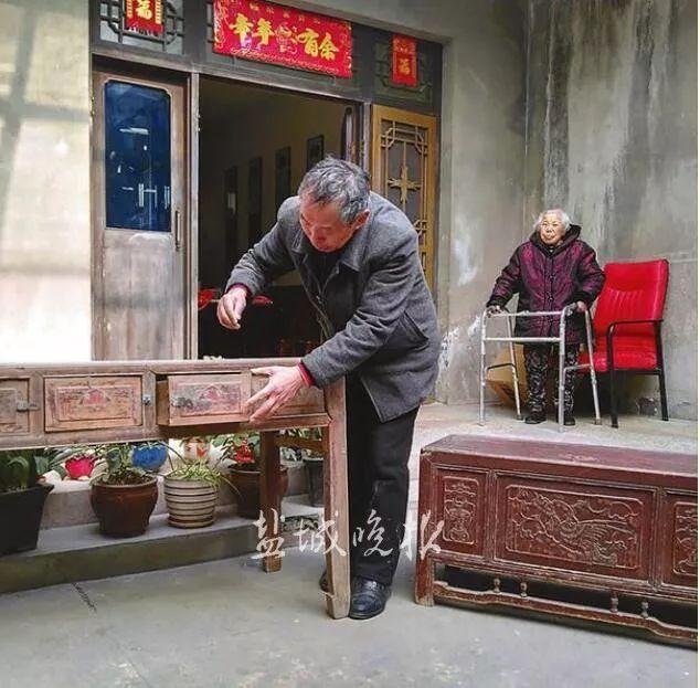市民向新四军纪念馆无偿捐赠3件红色文物,都是刘少奇用过的