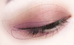 教程非常好看的三种眼妆画法感觉已经到达人生高峰