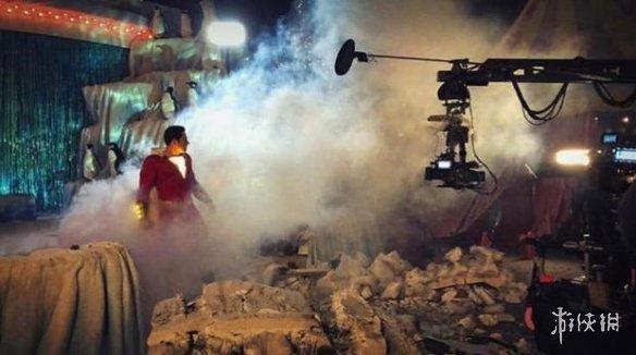 《雷霆沙赞》新片场照公开!国内有望同步全球上映!_扎克瑞·莱维