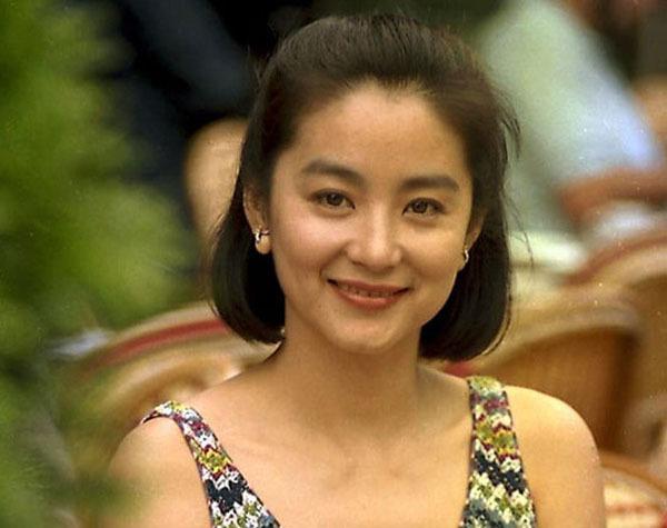 林青霞年轻时有多美 恐怕不能只用漂亮形容了