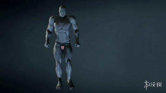《生化2重制版》裸体暴君mod:肌肉健硕屁股有弹性!