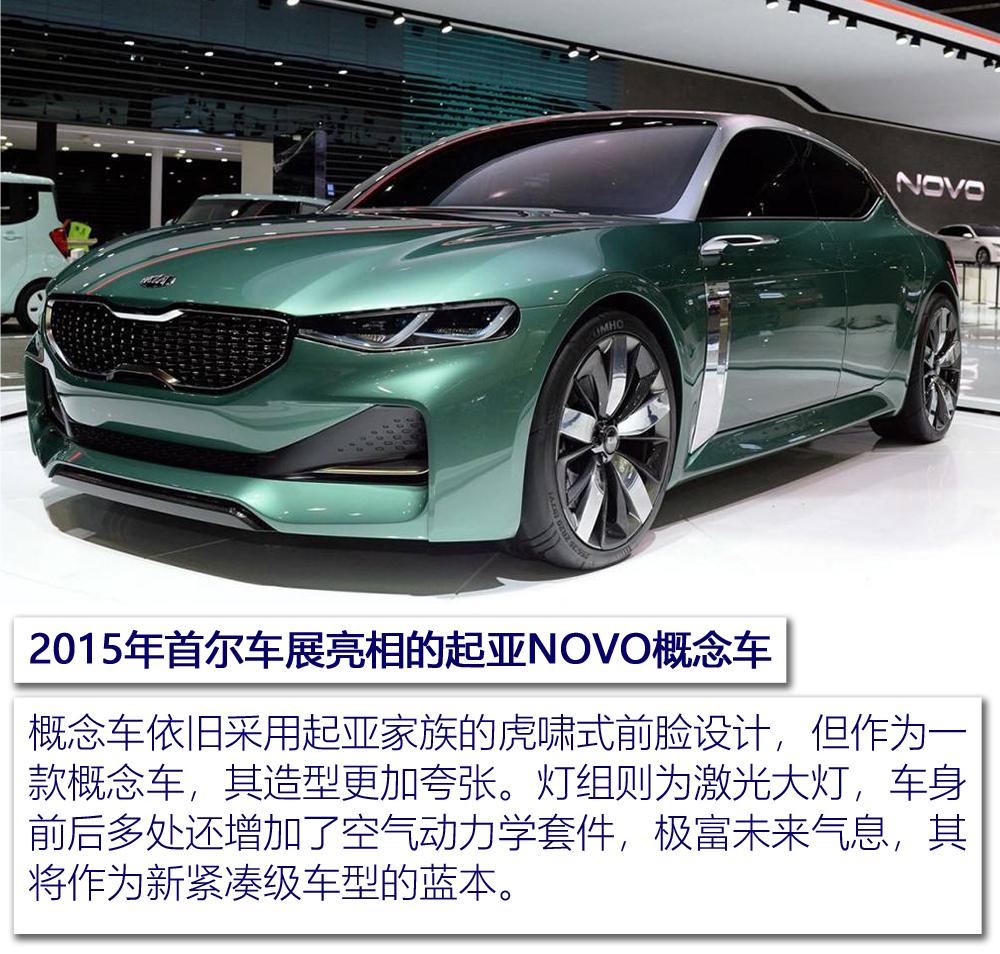 首尔车展亮相的起亚NOVO概念车】-开辟个性化市场 韩系品牌2019