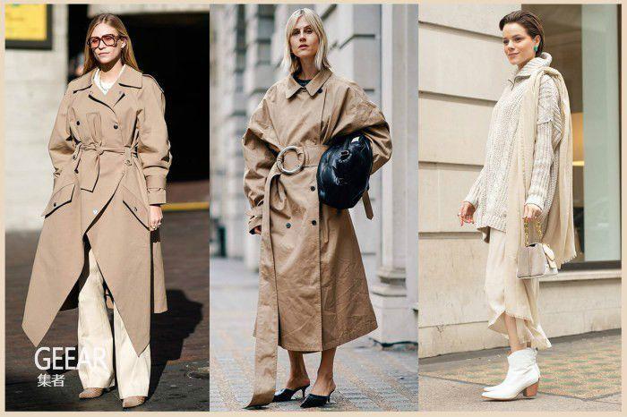 时装周街头每人都在穿!3招让你驾驭全色系裸色穿搭!