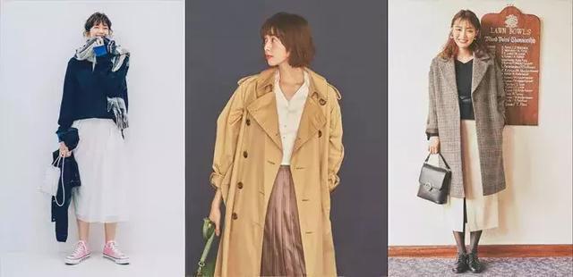 日本小个子都在争相模仿的初春穿搭,到底有多好看?