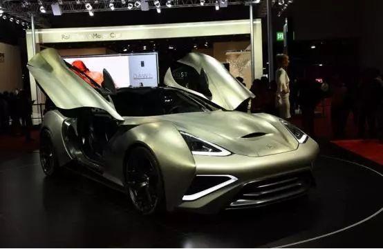 世界上最坚硬的跑车,由太空金属制成,不受中国人欢迎