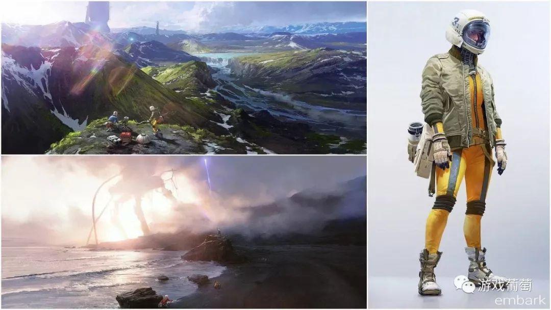 前ea首席设计师公布新作:虚幻引擎打造的多人动作游戏图片