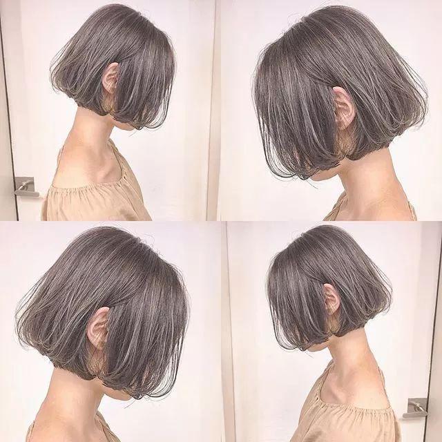"""好看的""""s卷""""发型图片"""