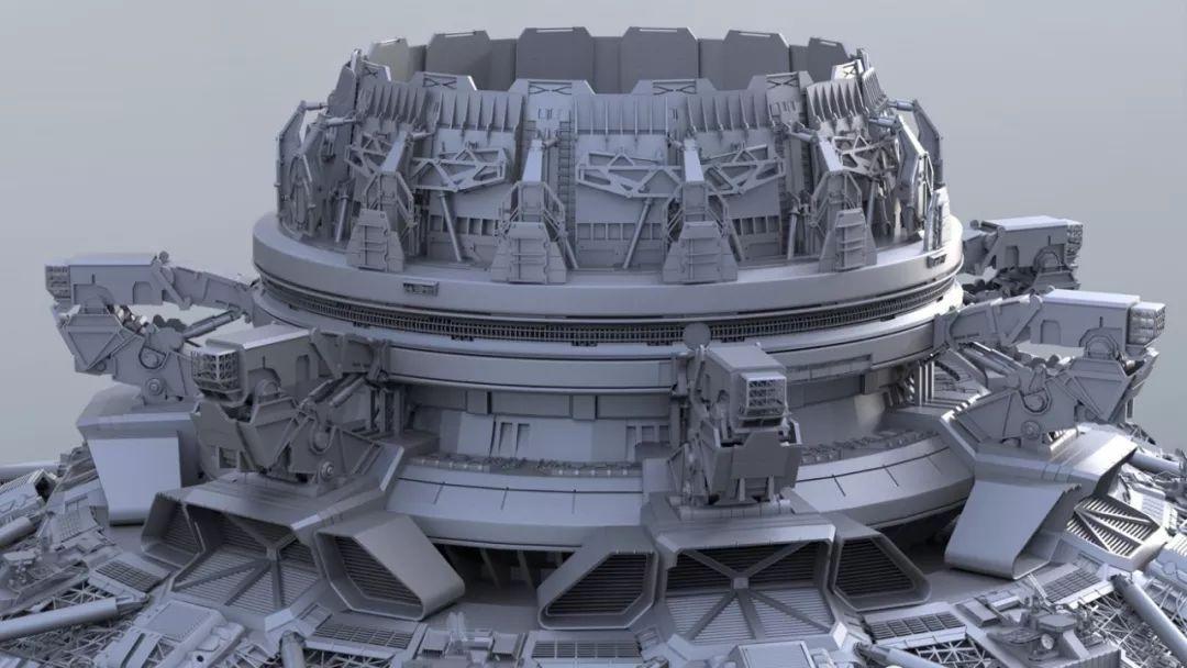 概念模型,行星发动机