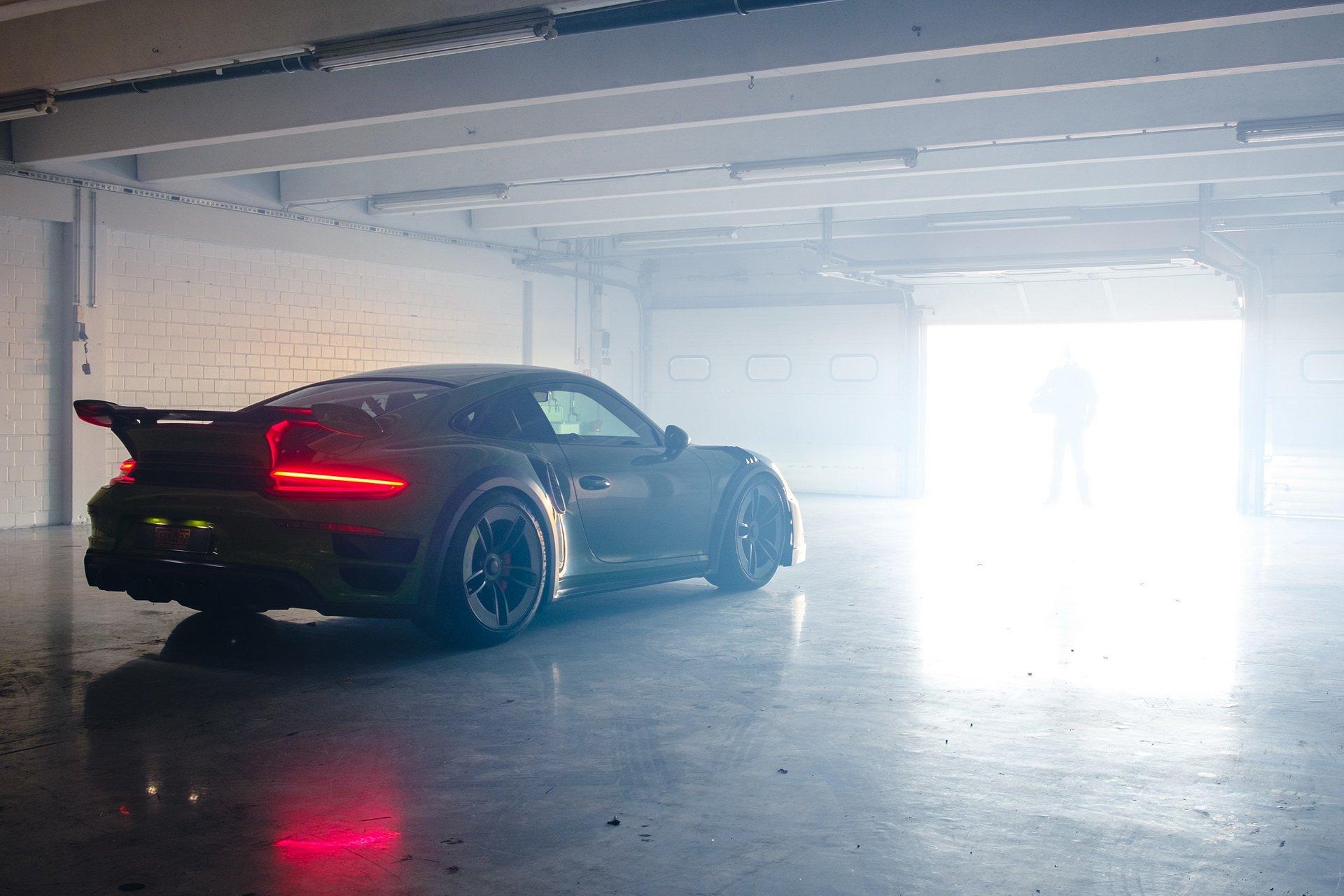 保时捷保时捷991.2 Turbo S新GTstreet RS欣赏