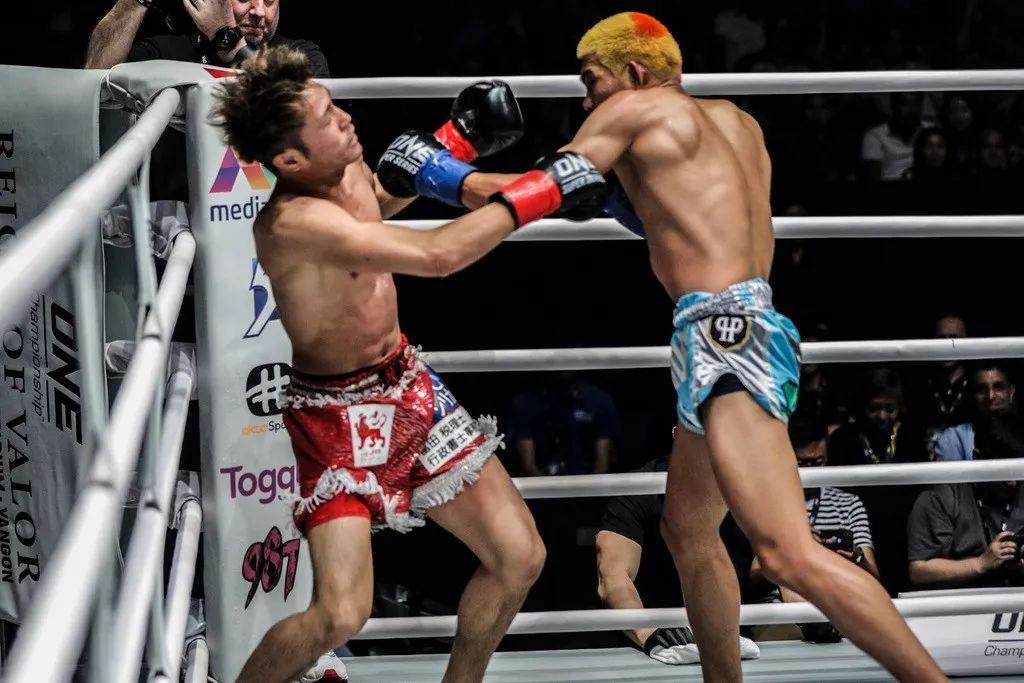 2019年2月22日ONE冠军赛:叱咤风云 – 直播[视频] STAMP vs. TODD