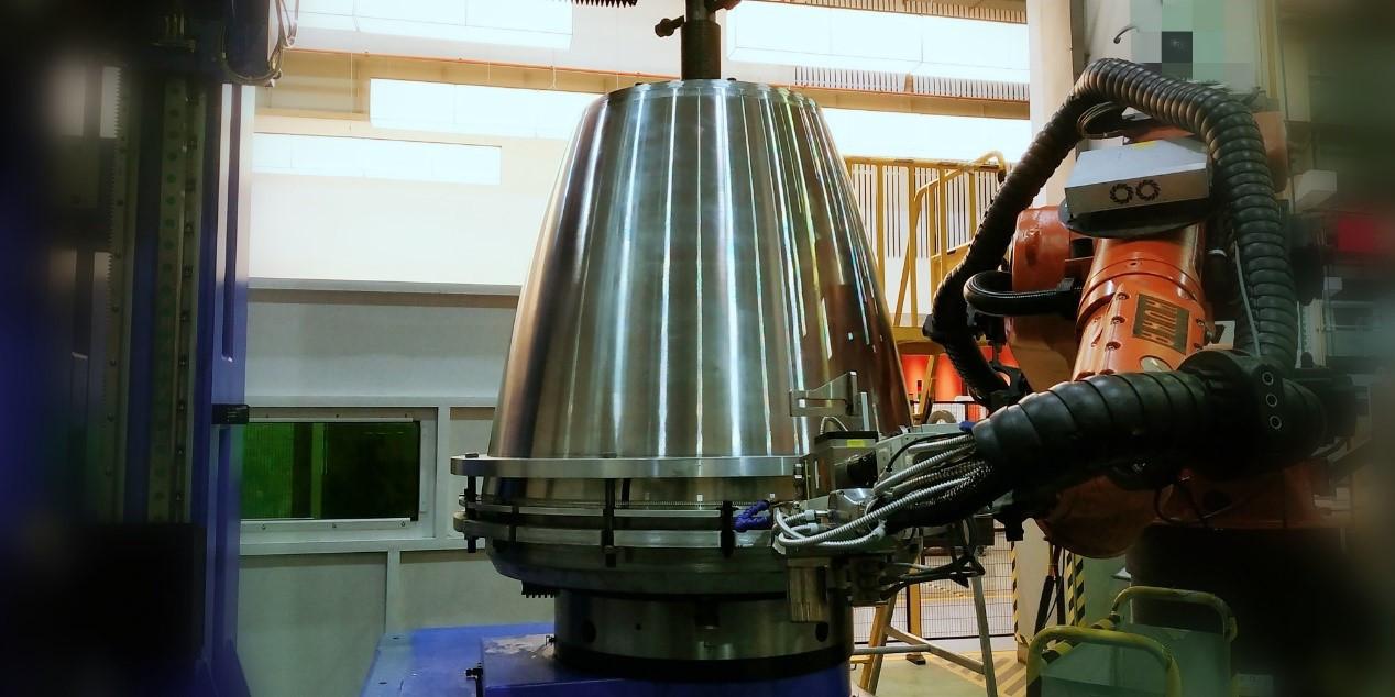 民营火箭企业蓝箭突破激光焊接夹层喷管技术,制造成本降九成