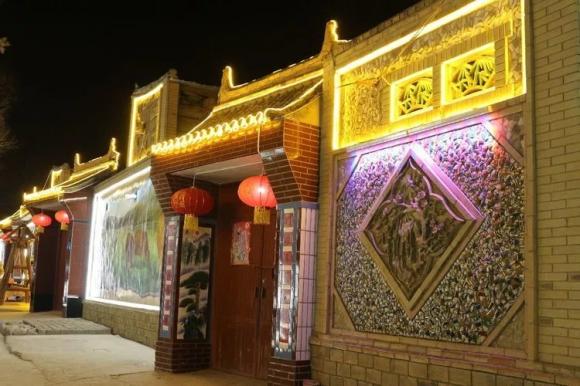 甘肃新春民俗旅游年味十足 给你丰富多彩的西北m88明升体育文化大餐