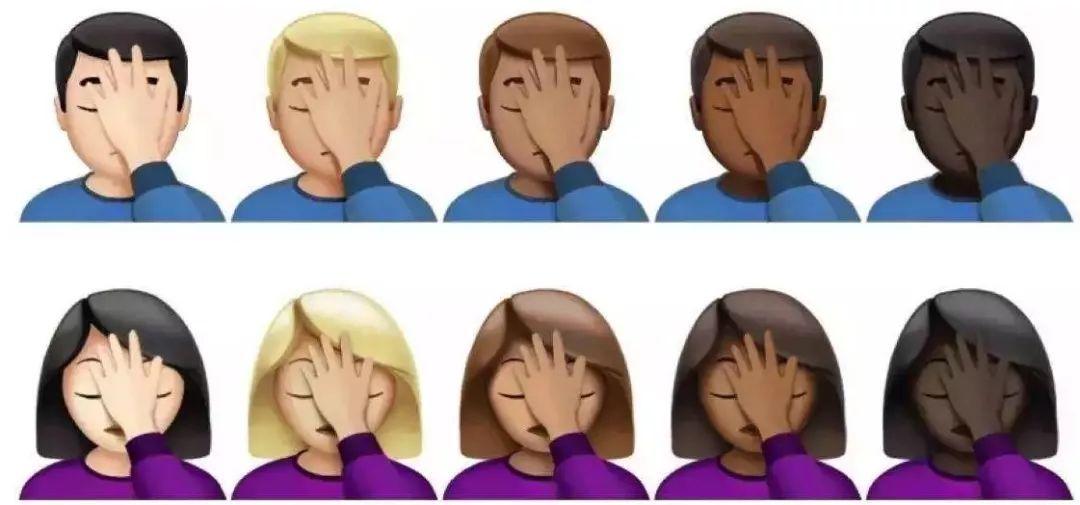 emoji又出新表情了!这个表情目测要火!图片