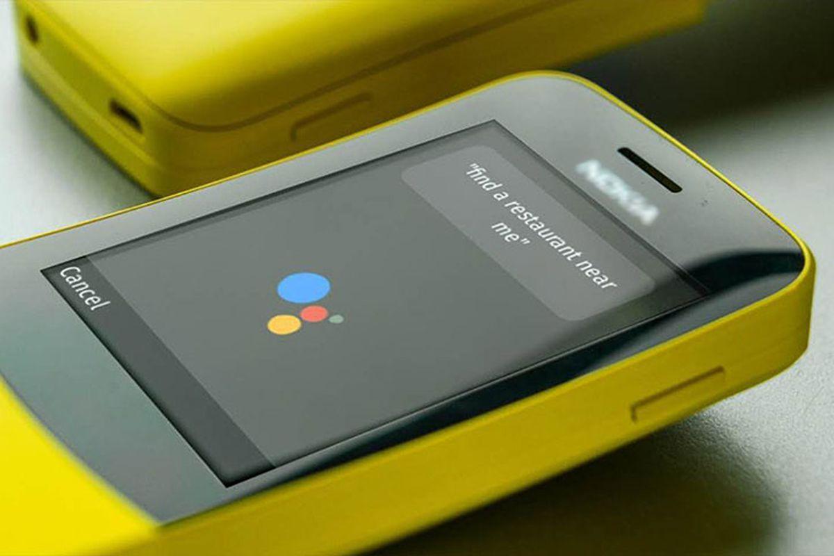 Google Assistant 将可以在 KaiOS 手机中进行语音输入