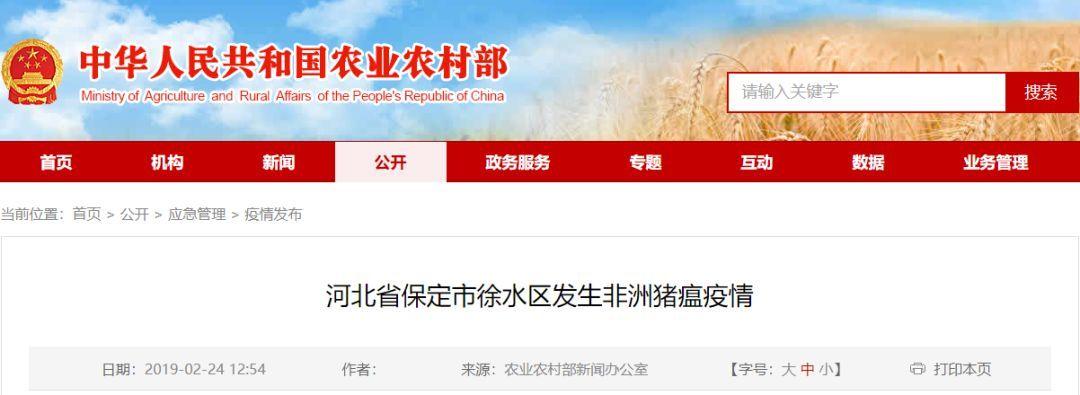 河北省保定市徐水区发生非洲疫情鸡胸低卡蒸猪瘟肉图片