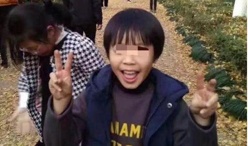 浙江省乐清市警方接到一名11岁男孩母亲的报警