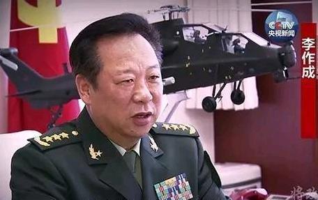 战斗英雄李作成履新,陆军司令员出任军委联合参谋部参谋长!