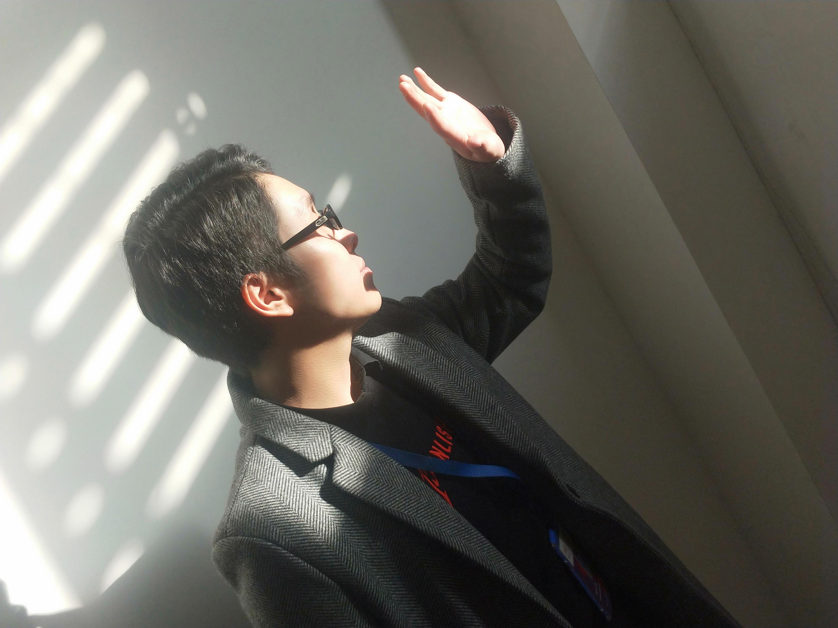 专访护肤达人李昭阳