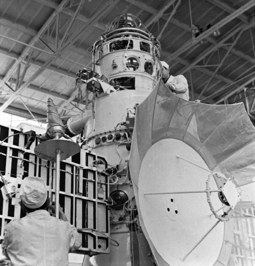 前苏联被困地球轨道的金星探测器 将对地球产生潜在威胁