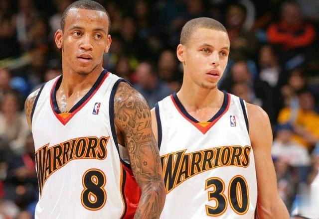 """拜伦戴维斯去哪了_库里曾经的""""大哥""""蒙塔-埃利斯去哪了?一缺点证明他不适合NBA ..."""