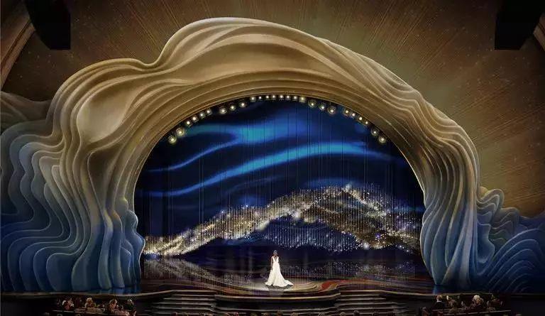 奥斯卡舞台和川普撞脸?!带你回顾近10年奥斯卡舞台设计