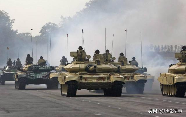 对比印巴军力巴基斯坦明显处于下风为什么一点