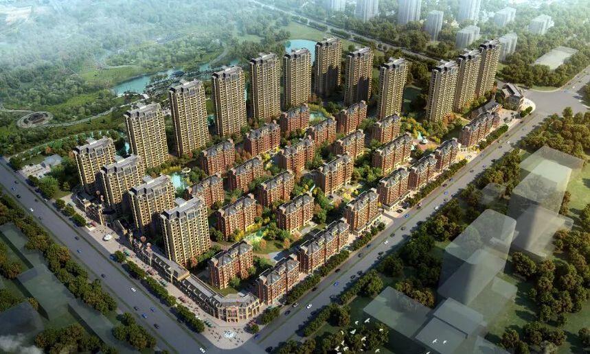 临泉城南新区规划图