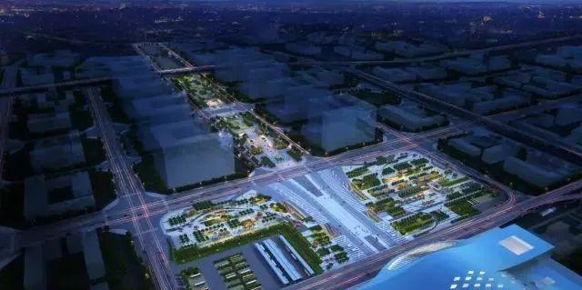 博罗园洲新区规划图