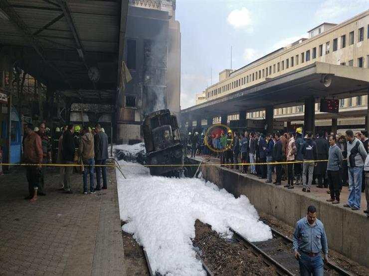 埃及首都最大火车站发生恶性爆炸 已致