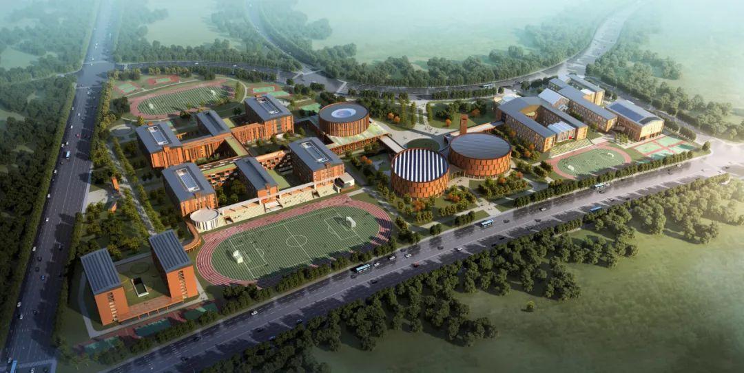 4万平方米 5,北京学校(续建) 建设地点:通州区-潞城镇 建设规模及内容