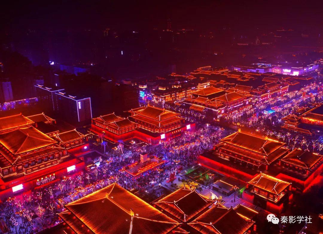 中国梦西安年 张开泉摄